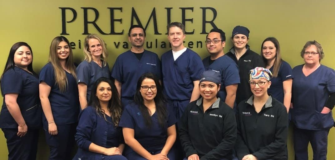 Meet the team at Premier Vein and Vascular Center